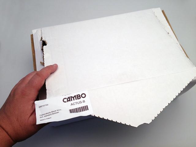 Cambo Actus Box