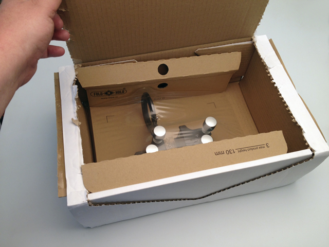 Cambo Actus open box