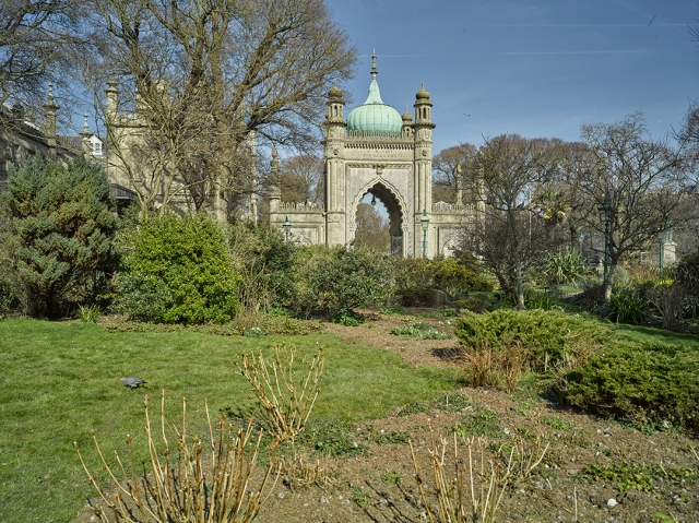 George IV Gateway - Final Image