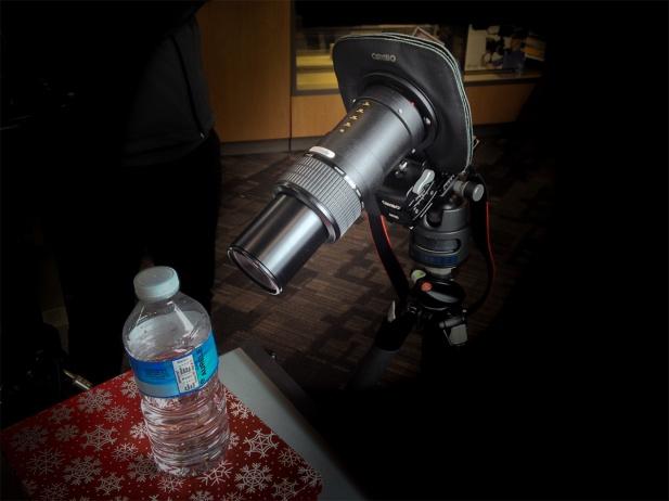 Cambo Actus Canon M3