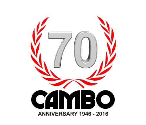 Cambo 70 Anniversary