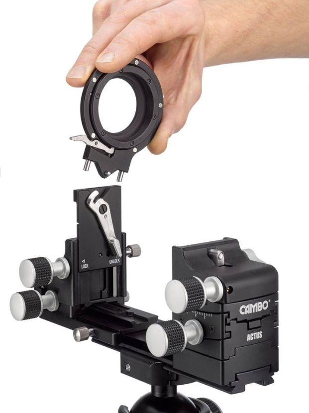 Actus Camera Mount