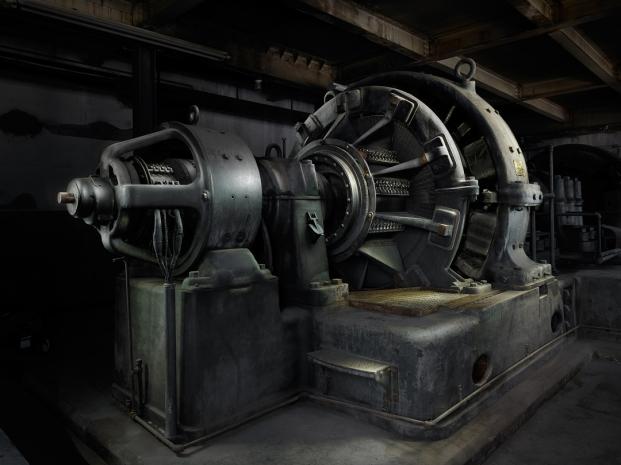 Anselmo Mine Generator
