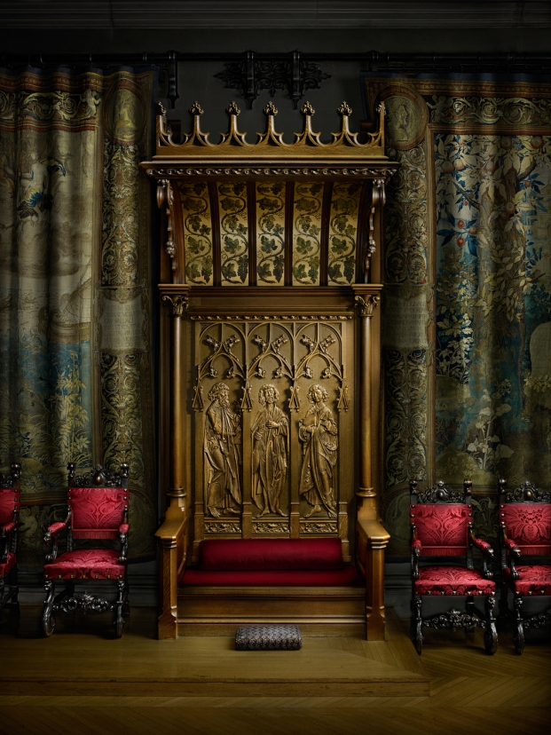 Biltmore Banquet Hall Throne