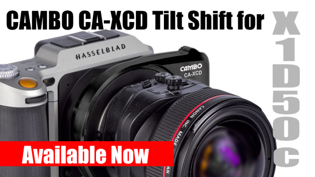 Cambo CA-XCDCambo CA-XCD Lens Adapter