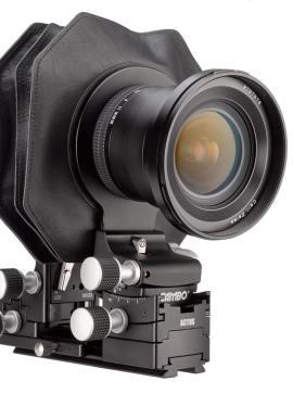 Contax 35mm Actus Lens
