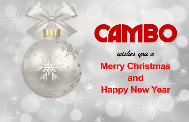 Cambo Christmas card