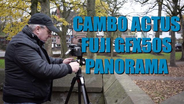 Fuji GFX50 panorama