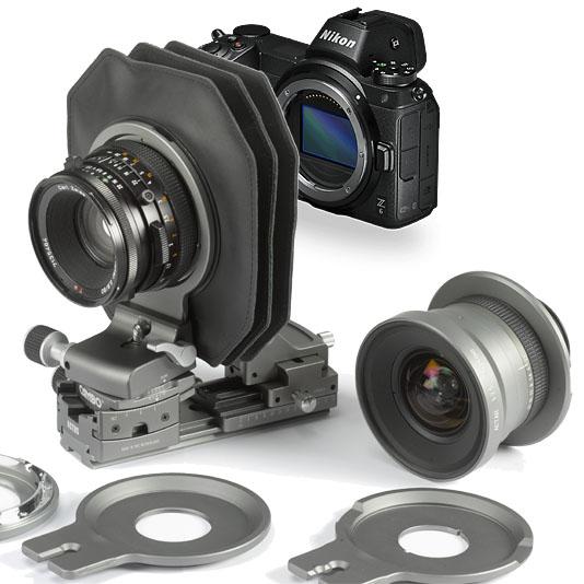 Cambo Actus Nikon-Z